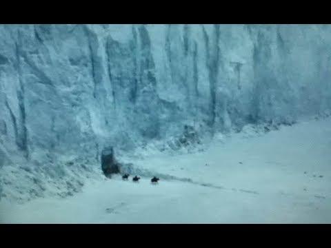 El polo sur sólo es un muro que rodea a la Tierra-Hallan Puerta Infernal en la Antartida