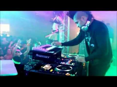 DJ BL3ND-Digital Madness-Hobbs,NM 2012