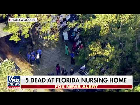 Five People Dead At Florida Nursing Home After Irma Knocks Out Power