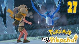 LEGENDARNE ARTICUNO! [#27] Pokemon: Let's GO Pikachu!
