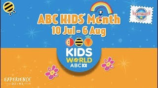 Gambar cover It's ABC Kids' Month at Dreamworld on the Gold Coast!