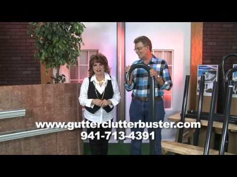 Made In Usa Gutter Cleaning Tools For Vacuuming Or
