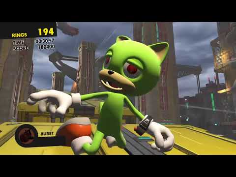 Sonic Forces Review – A Sincere Celebration of the Series at