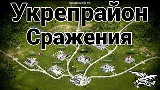 Укрепрайон - Сражения
