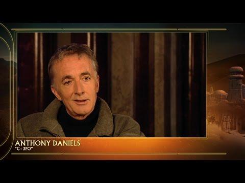 Star Wars Episode IV: Anthony Daniels Interview