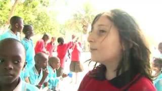 Youssou Ndour au p'tit bal des enfants