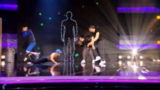 Lee Nelson got graceful with Swan Lake Hip-Hop Remix by Tchaikovsky | Red Nose Day 2013