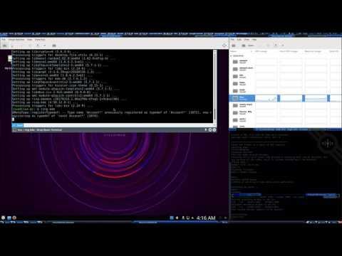 Ring KDE create account