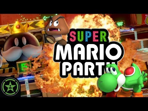 King Bobombs Powderkeg Mine  Super Mario Party #2  Lets Play