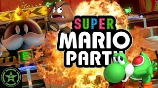 King Bob-omb's Powderkeg Mine - Super Mario Party | Let's Play