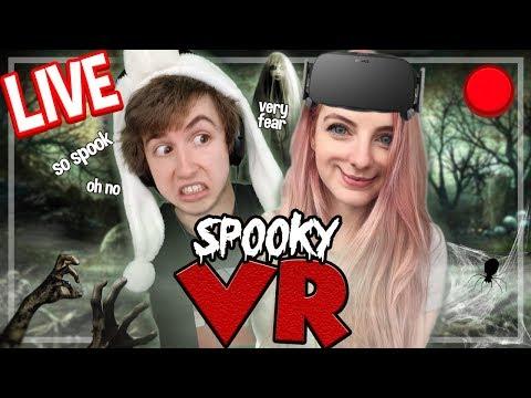 Spooky VR w/ LDShadowLady LIVE!