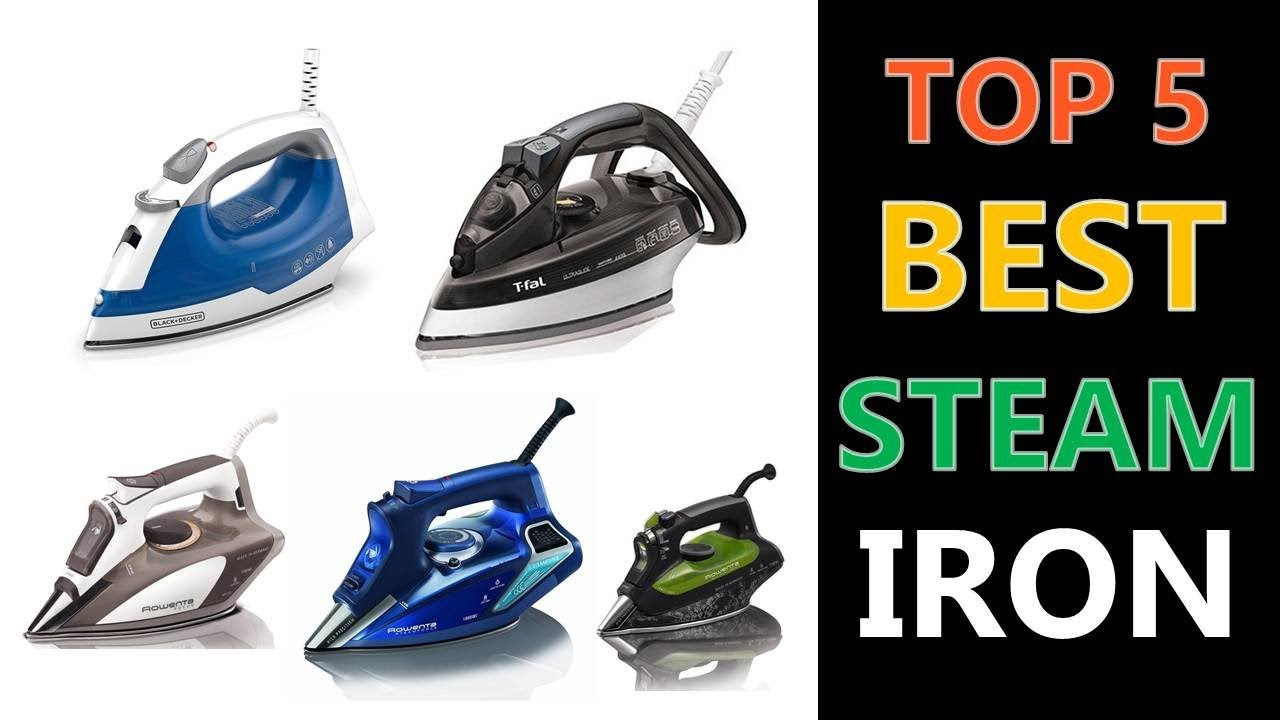 Best Clothes Irons 2019 Best Steam Iron 2019   YouTube