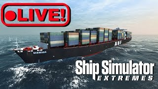 Ship Simulator Extremes - The Journey Ahead (Live Stream)