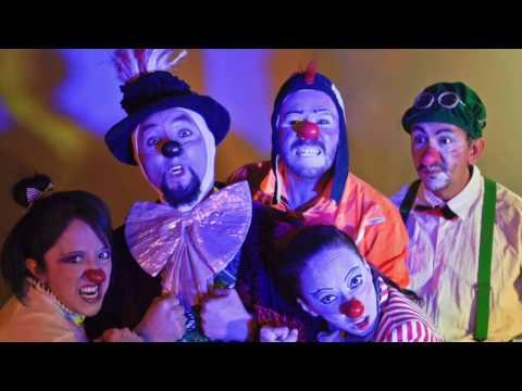 Imparables con Nariz, obra Clown en la CCE