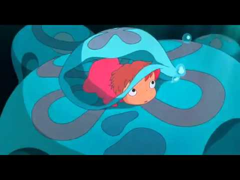 Ponyo | Offical Movie Trailer