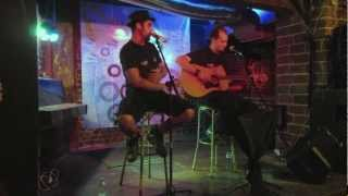 Invisible Dreams - Californication/Otherside (Acoustic Red Hot Chili Peppers cover)