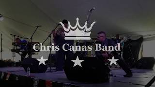 Chris Canas Band: Feel So Good LIVE at the Tawas Blues Festival 2018