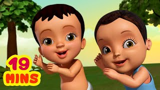 Hum Sab Ko Hai Do Haath | Hindi Rhymes for Children | Infobells
