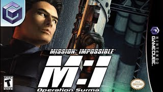 Longplay of Mission: Impossible – Operation Surma