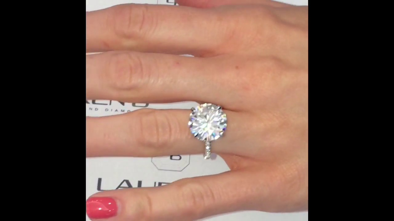 alamuddin seven new amal s ring inspirational carat engagement of diamond