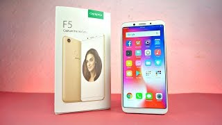 oppo f5 unboxing