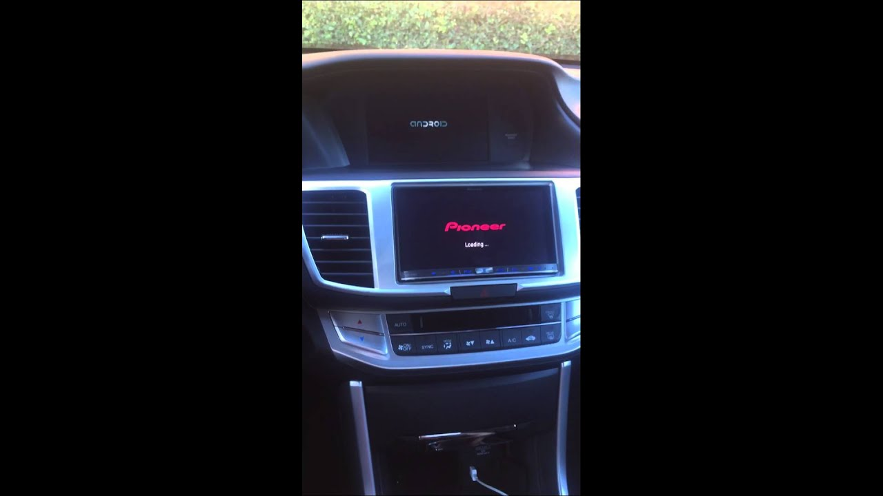 Metra 99-7804B trash Honda Accord Sports 2015 - YouTube
