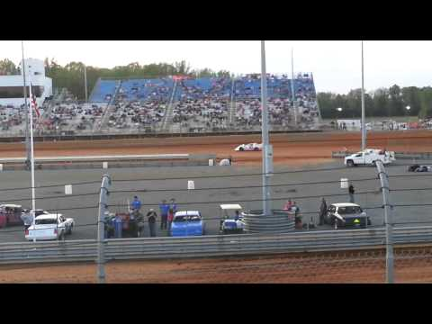 Week 2 qualifying@ Virginia motor speedway sportsm