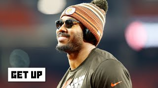 The Browns welcome back Myles Garrett with open arms | Get Up