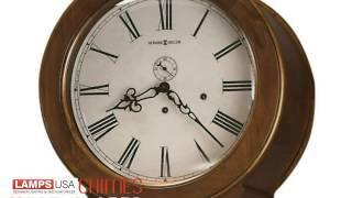 HM 88.5 Cleo Grandfather Clock in Chestnut 611-172