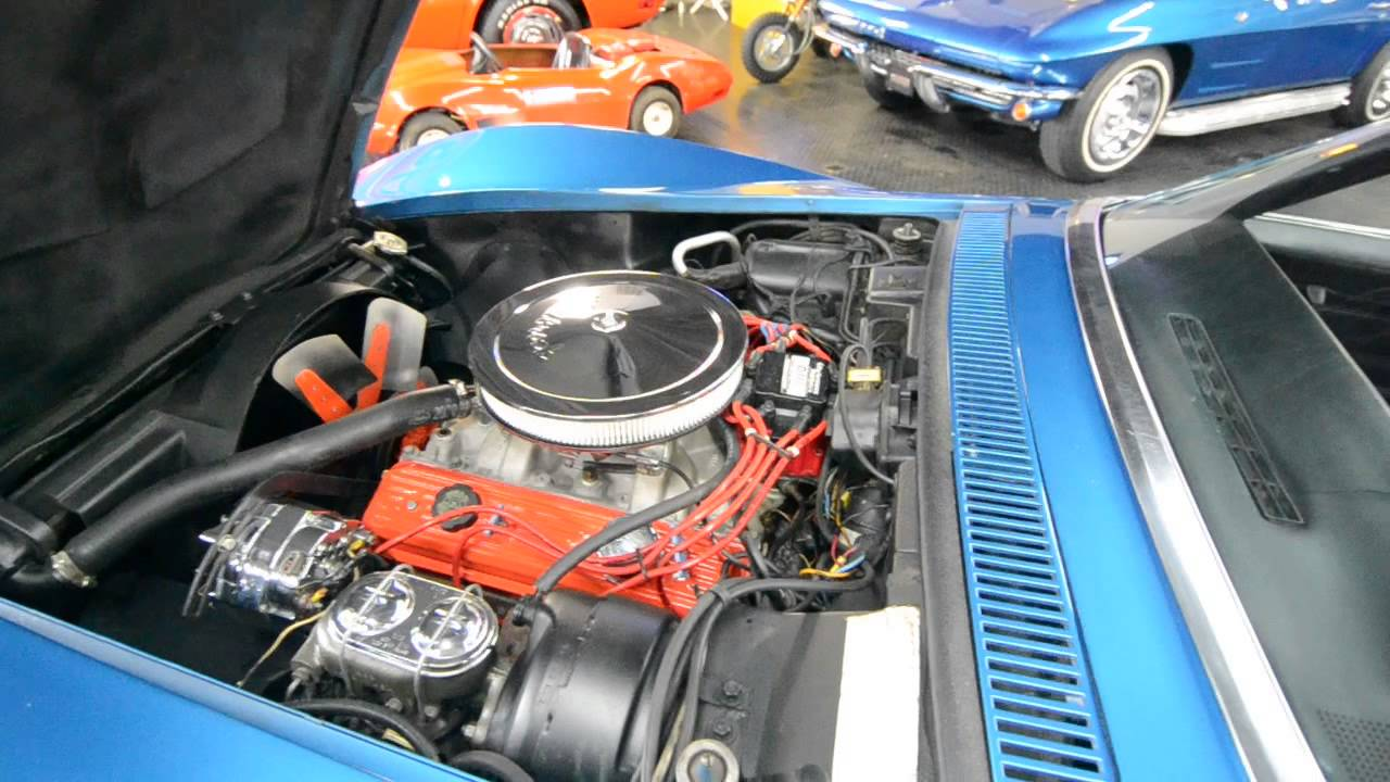 1972 corvette interior and engine compartment youtube 1976 corvette engine compartment diagram [ 1280 x 720 Pixel ]