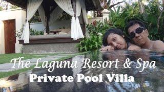 Honeymoon in Bali - Day 10 - Private Pool (The Laguna Resort & Spa) June 22, 2014