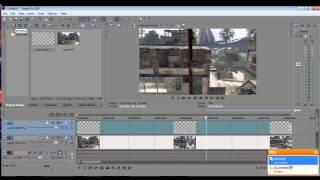 Sony Vegas - Basics - 11 Tutorials in 1