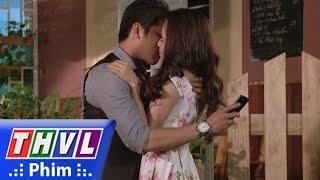 THVL | Osin nổi loạn - Tập 32[7]: Long và Tơ đang hôn nhau thì có điện thoại của cô Ba