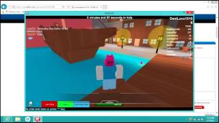 Roblox w/ Shocky and Birdie Ep. 1- Wuts Hide And Seek?