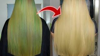 Lavado Decapante Extracción De Color Marcialooks Youtube