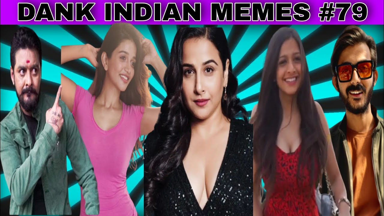 Vidya Balan | Dank Indian memes | trending memes | memes compilation | By GoldeN Memes | #79