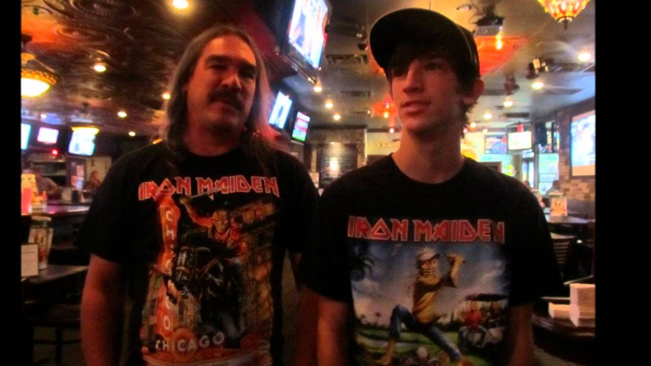 2012 Iron Maiden Meet N Greet Video Youtube