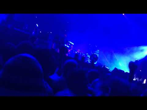 """The Prodigy """"Awol"""" """"Their Law"""" LIVE Belgrade 2012"""