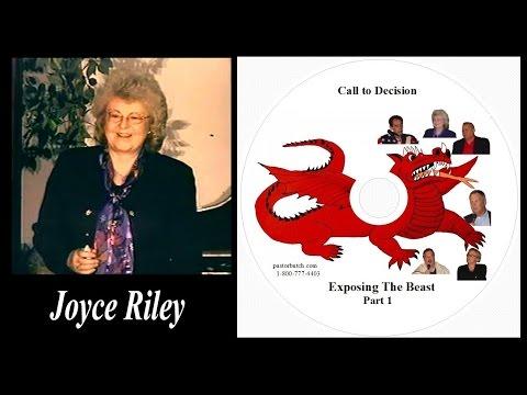 Exposing The Beast 1 of 7 Joyce Riley
