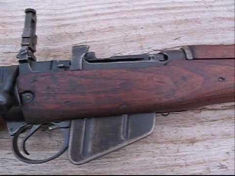 Lee Enfield No 5 Mk1 Rifle