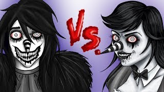 LAUGHING JACK vs LAUGHING JILL | Draw My Life