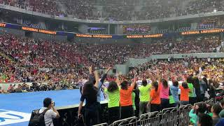 NU PEP SQUAD: UAAP CHEERDANCE COMPETITION 2018