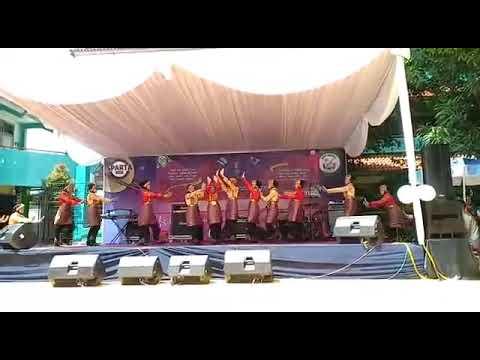 Tari Ratoh Jaroe MTsN1 Jakarta - Juara 2 Di Perlombaan Sparta Cup