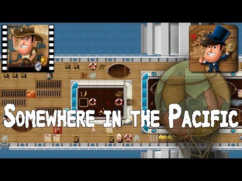 [~Around the World~] #5 Somewhere in the Pacific - Diggy's Adventure