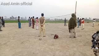VOLLEYBALL MATCH IN MY VILLAGE | VLOG | Asad Amin official |