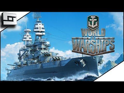 World of Warships! HOT ARTILLERY ACTION! | Sl1pg8r