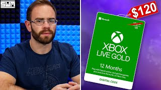 Xbox Live DOUBLES Iฑ Price Causing Huge Backlash Towards Microsoft