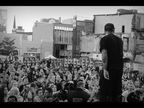 Emmure - Sunday Bacon HD (Live at KOI Fest 2013)