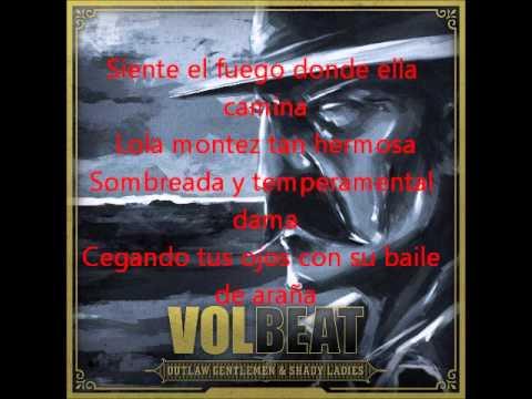 Volbeat - lola montez (Sub. en Español)