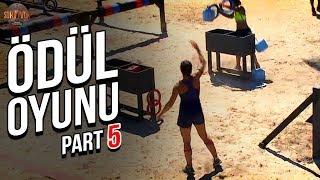 Ödül Oyunu 5. Part   29. Bölüm   Survivor Türkiye - Yunanistan